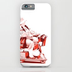 Lady in Power Chair iPhone 6s Slim Case