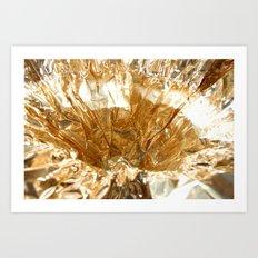 foil2 Art Print