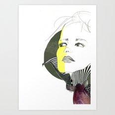 Vanità Art Print
