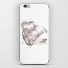 Loveland // Fashion Illustration iPhone & iPod Skin