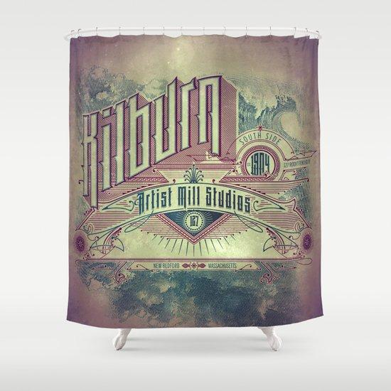 Kilburn Mill Studios Shower Curtain