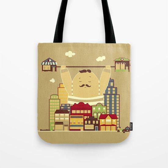 Shoplifter! Tote Bag