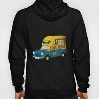 PEPISANG Banana Mobil Hoody