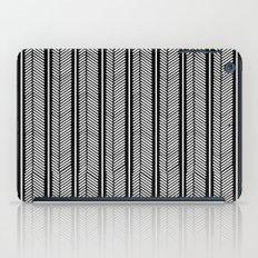 Herringbone Stripe iPad Case