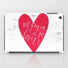 Virginia is for Lovers iPad Case