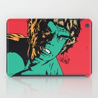 See Me Angry iPad Case