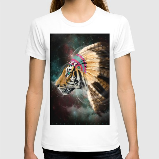 Fight For What You Love (Chief of Dreams: Tiger) Tribe Series T-shirt