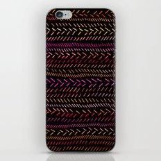 FUNKY RHYTHM (Artist collaboration with Ebi Emporium) iPhone & iPod Skin