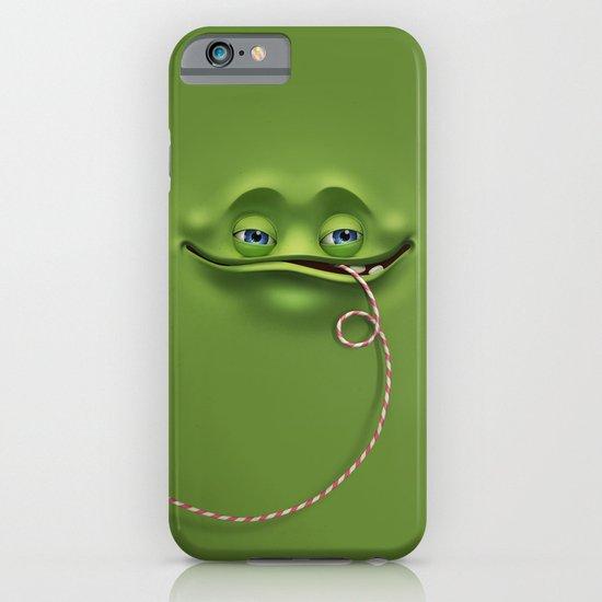 Joyful face iPhone & iPod Case
