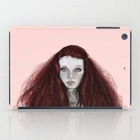 Redhead iPad Case