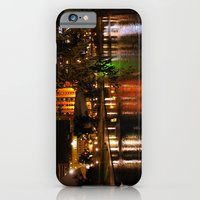 Night Time on the Torrens iPhone 6 Slim Case
