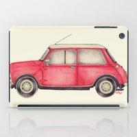 Original Austin Mini - B… iPad Case