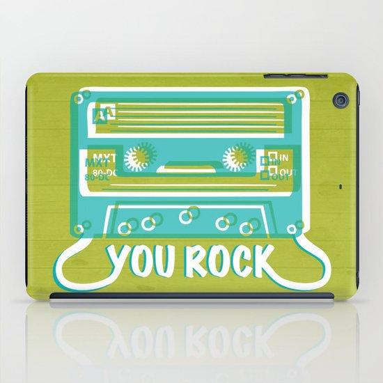 You Rock iPad Case