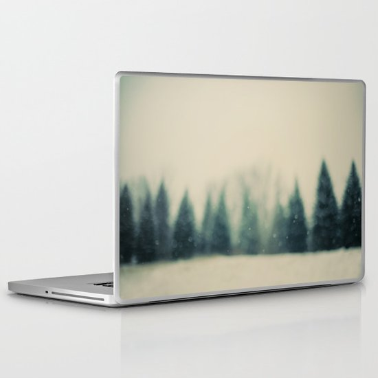 Frost and Fir Laptop & iPad Skin