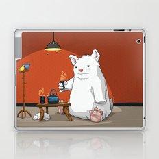 Tea for Three Laptop & iPad Skin