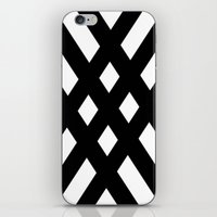 Dijagonala V.2 iPhone & iPod Skin