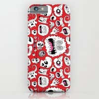 Another Monster Pattern iPhone 6 Slim Case