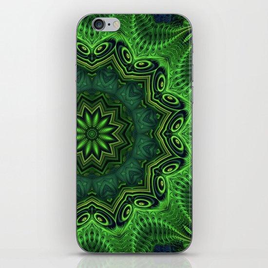 Harmony in Green iPhone & iPod Skin