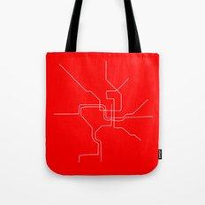 DC Metro Tote Bag