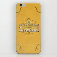 iPhone & iPod Skin featuring The Dream by Kavan And Co