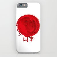 japanese iPhone & iPod Cases featuring japanese by Ugit Flew