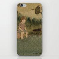 The swamp iPhone & iPod Skin
