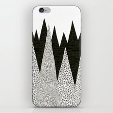 Diamond Hills iPhone & iPod Skin