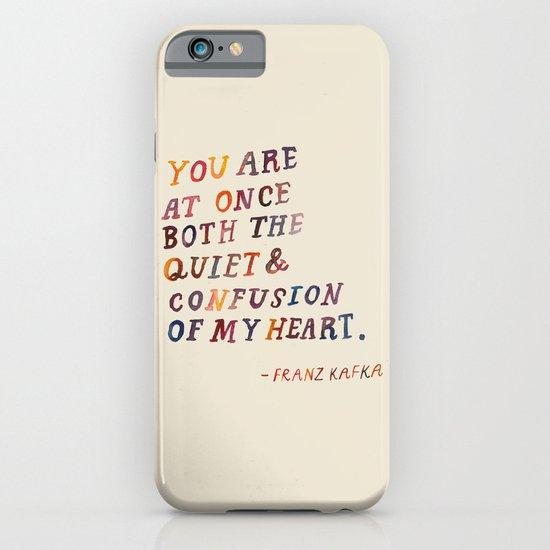 Kafka iPhone & iPod Case