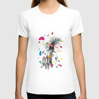 Father Womens Fitted Tee White SMALL