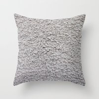 Crunch Throw Pillow
