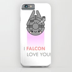i FALCON love you Slim Case iPhone 6s