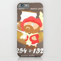Marco Polo iPhone 6 Slim Case