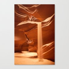 Sands of Time, Upper Antelope Canyon, Page, Arizona Canvas Print