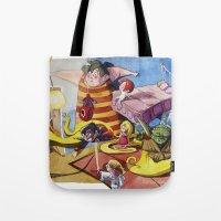 Friends´s Meeting Tote Bag