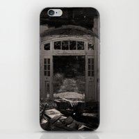 When It Goes Up... Must … iPhone & iPod Skin