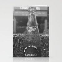 Sugar Cane Cola Stationery Cards