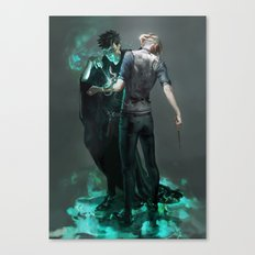 Branding Canvas Print