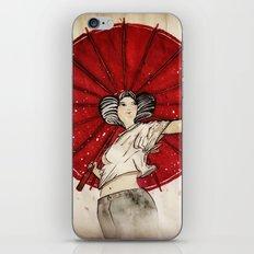 SakuSnow iPhone & iPod Skin