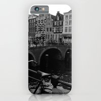 Amsterdam Bikes iPhone 6 Slim Case
