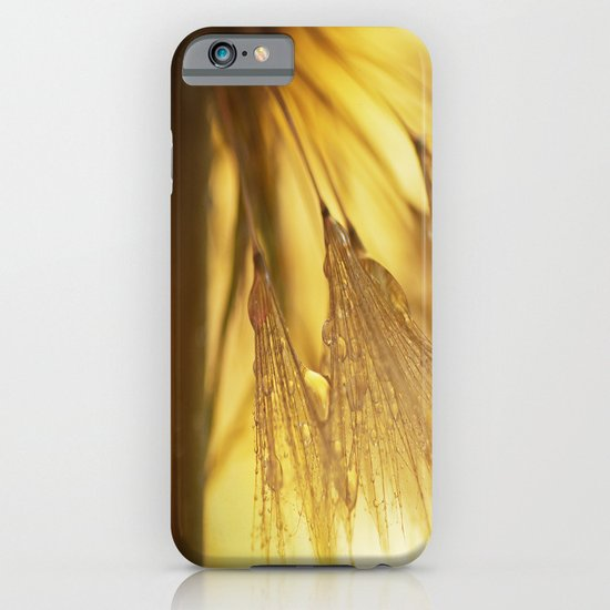 Dandelion Light iPhone & iPod Case