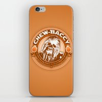 Chew-Baccy (Wookie Chewing Tobacco) iPhone & iPod Skin