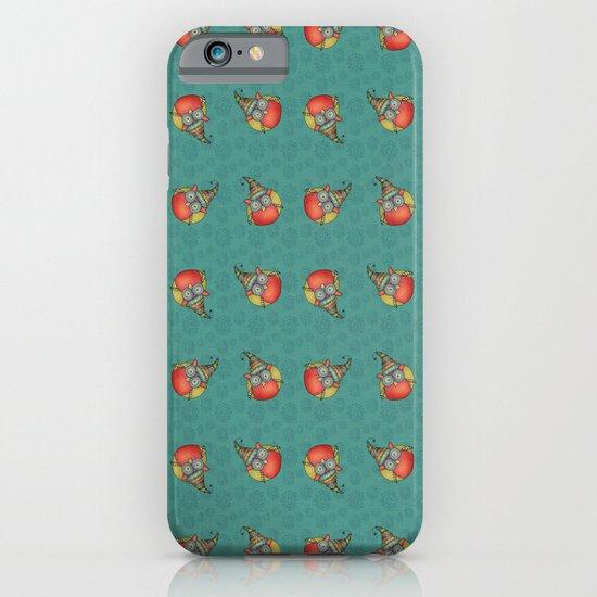 Puki Owl Pattern iPhone & iPod Case