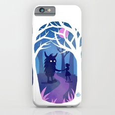 Making Friends with Monsters iPhone 6 Slim Case