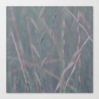 Shades Of Grass Canvas Print