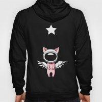 Piglet in Space Hoody