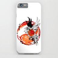 PHOENIX INKTOBER iPhone 6 Slim Case