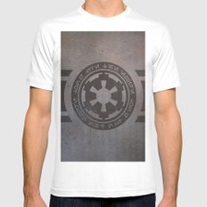 Empire Mens Fitted Tee White SMALL