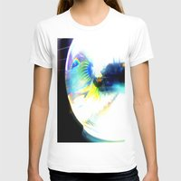 Masta Betta Womens Fitted Tee White SMALL