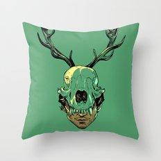 Shiizakana Throw Pillow