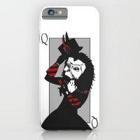 Courting the Crimson Queen  iPhone 6 Slim Case